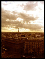 An Old Paris Afternoon by misterx2000