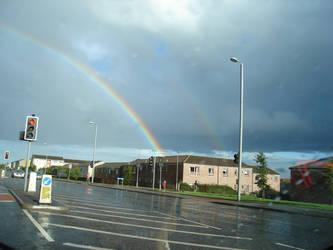 Double Rainbow by Fionacat