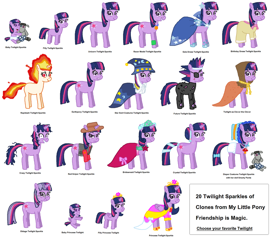 20 Twilight Sparkles By Mighty355 On Deviantart