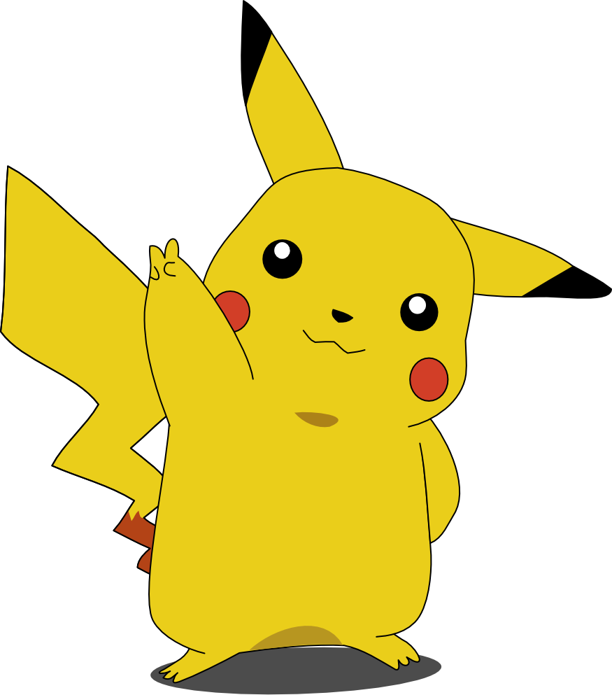 how to make pikachu happy pokemon yellow