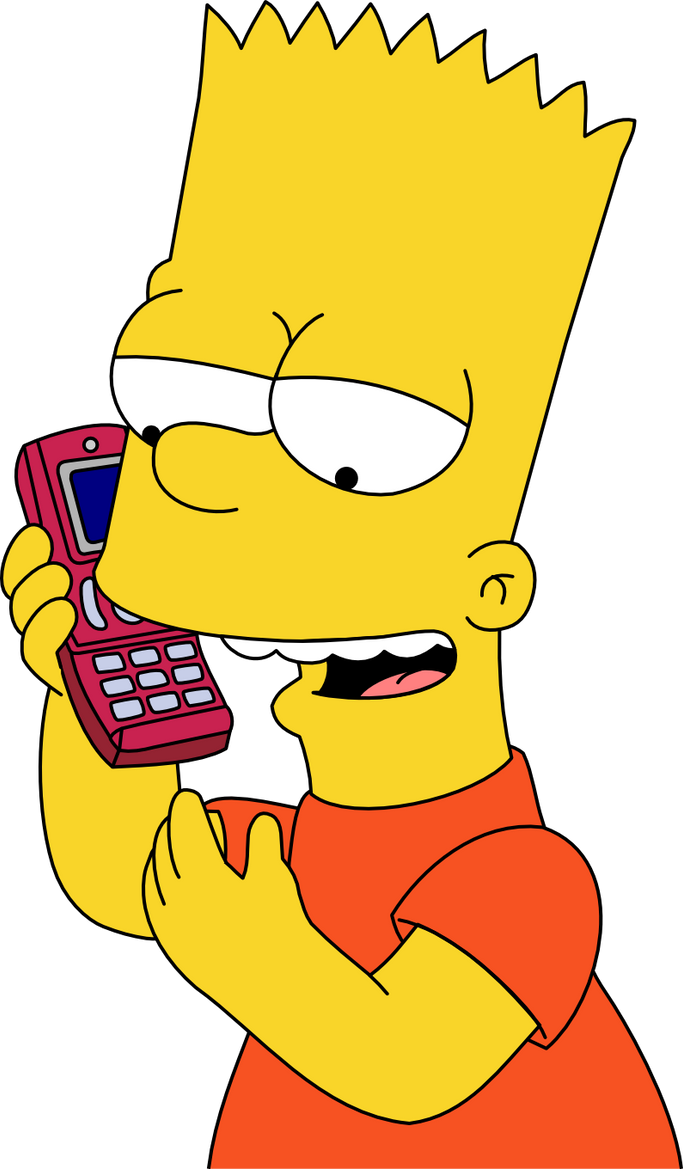 Bart Simpson Prank Calls by Mighty355