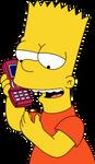 Bart Simpson Prank Calls