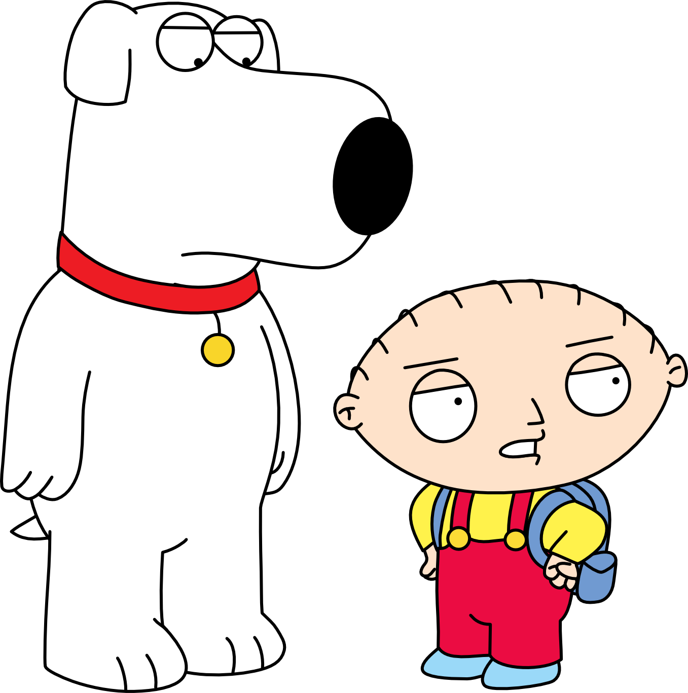 Stewie Wallpaper: Stewie And Brian In Road To Somewhere By Mighty355 On