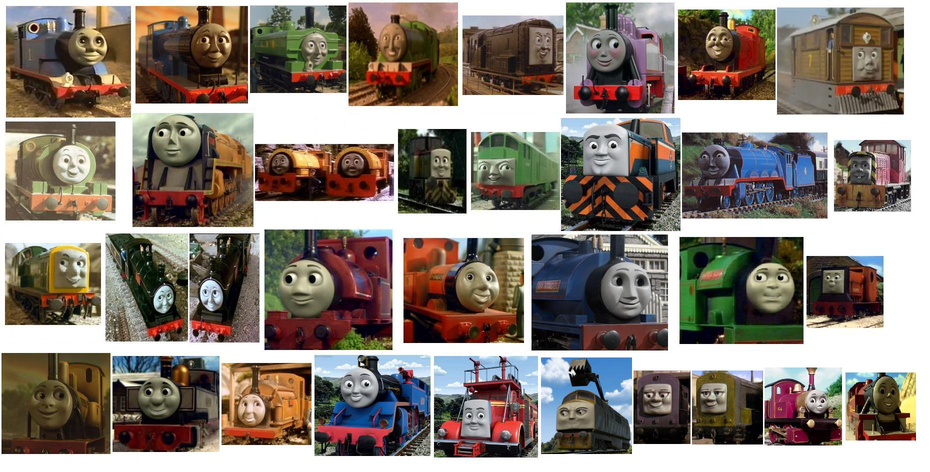 thomas and his friends pics by mighty355 on deviantart