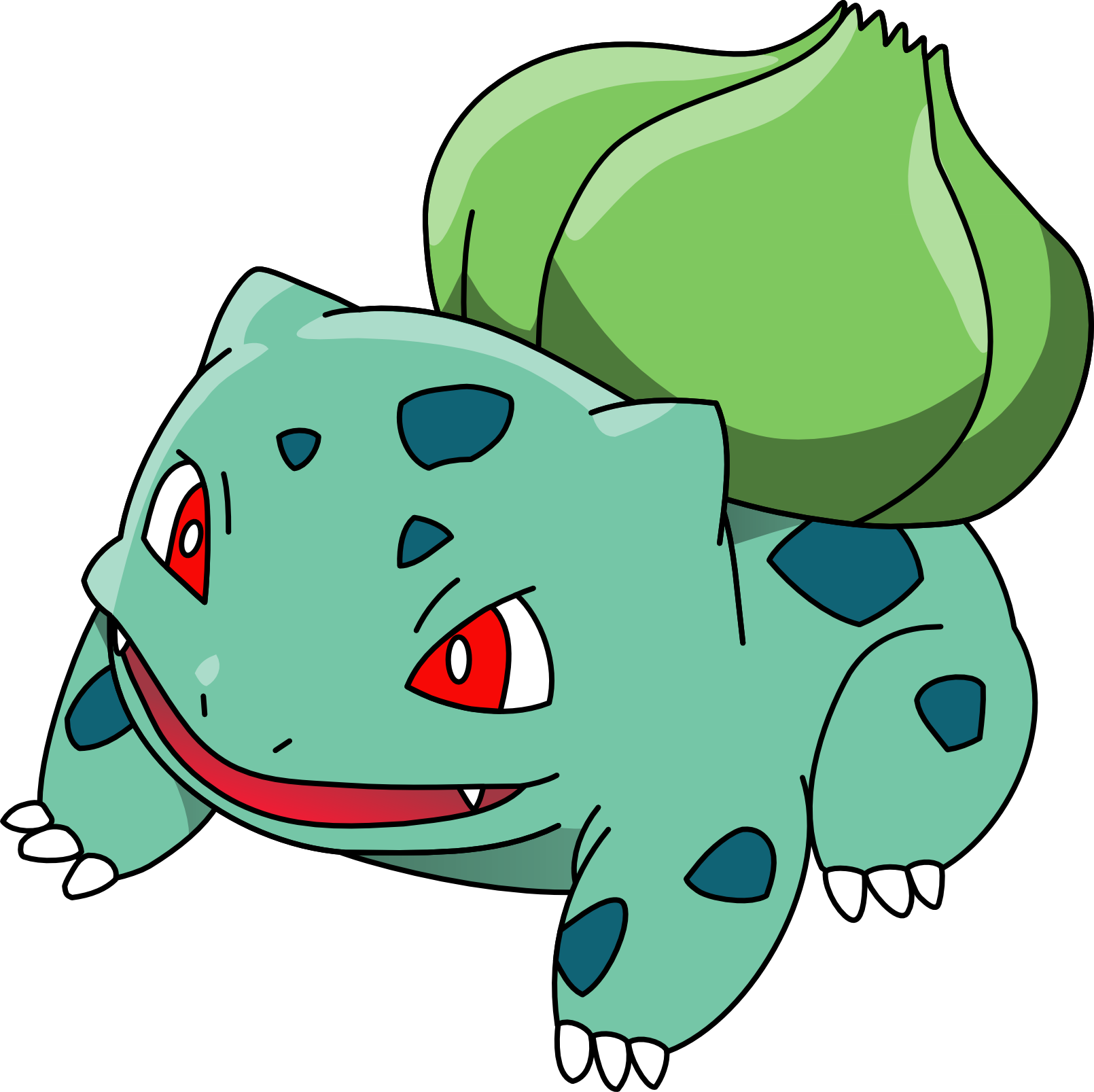 Bulbasaur By Mighty Dcv