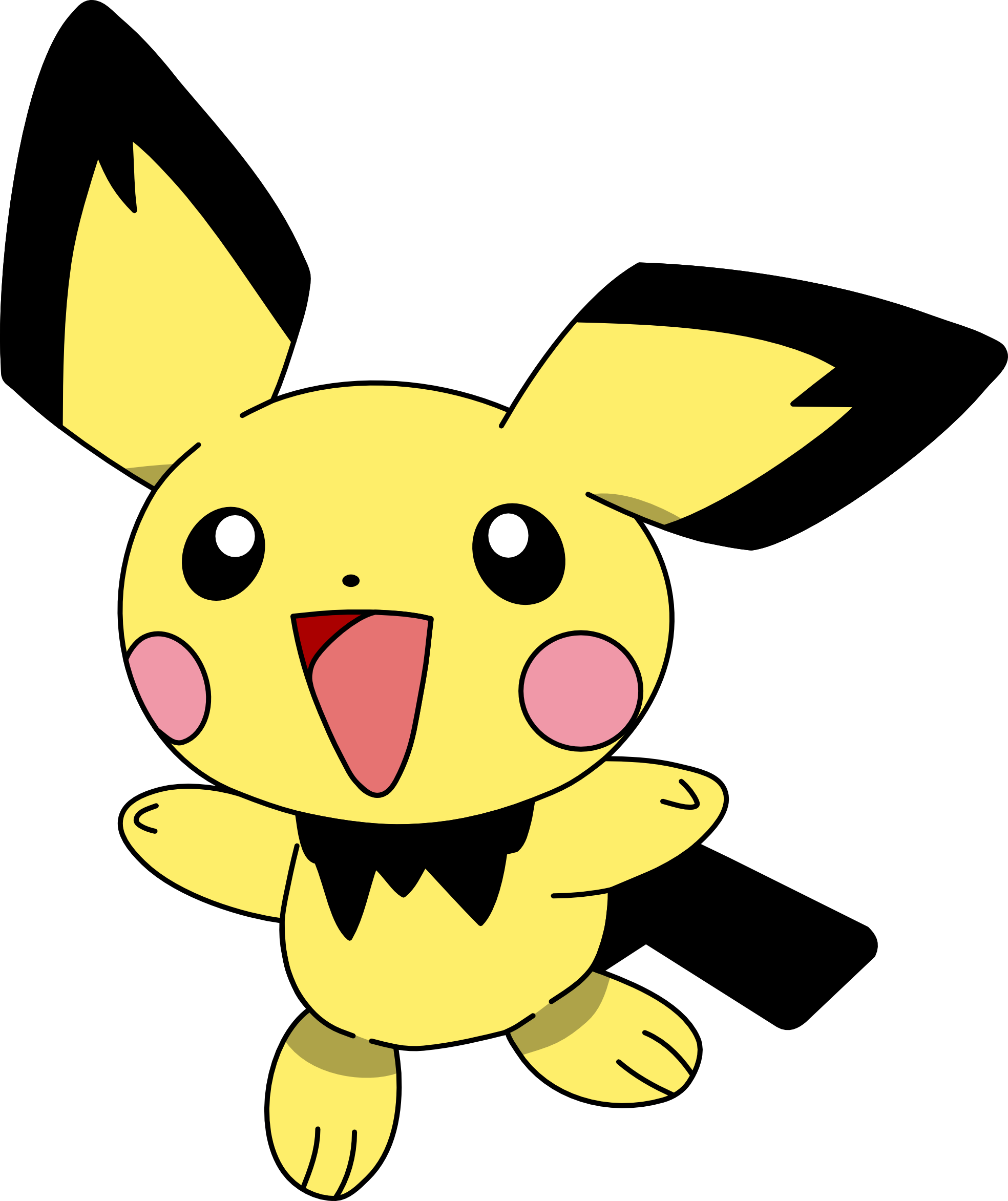 Pichu By Mighty355 On Deviantart