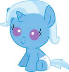 The Cute and Baby Trixie by Mighty355
