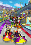 Rayman Kart GP