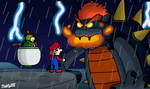 Bowser's Fury by Mighty355