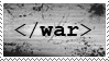..stop war.. :stamp: by MBGraphiX-de