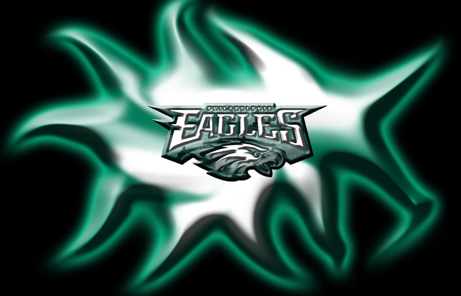 philadelphia eagles logo wallpaper