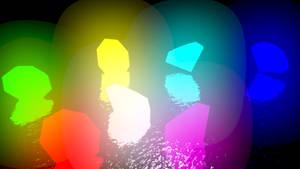 Chaos Emeralds.2 by BlueHedgedarkAttack
