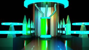 Voltage's Chamber by BlueHedgedarkAttack