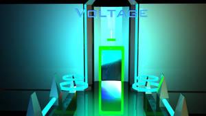 Voltage's Chamber 2 by BlueHedgedarkAttack