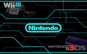 Nintendo Wallpaper by BlueHedgedarkAttack