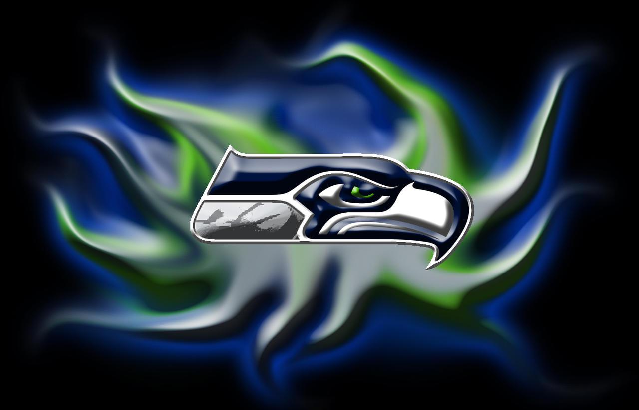 Seattle Seahawks By Bluehedgedarkattack On Deviantart
