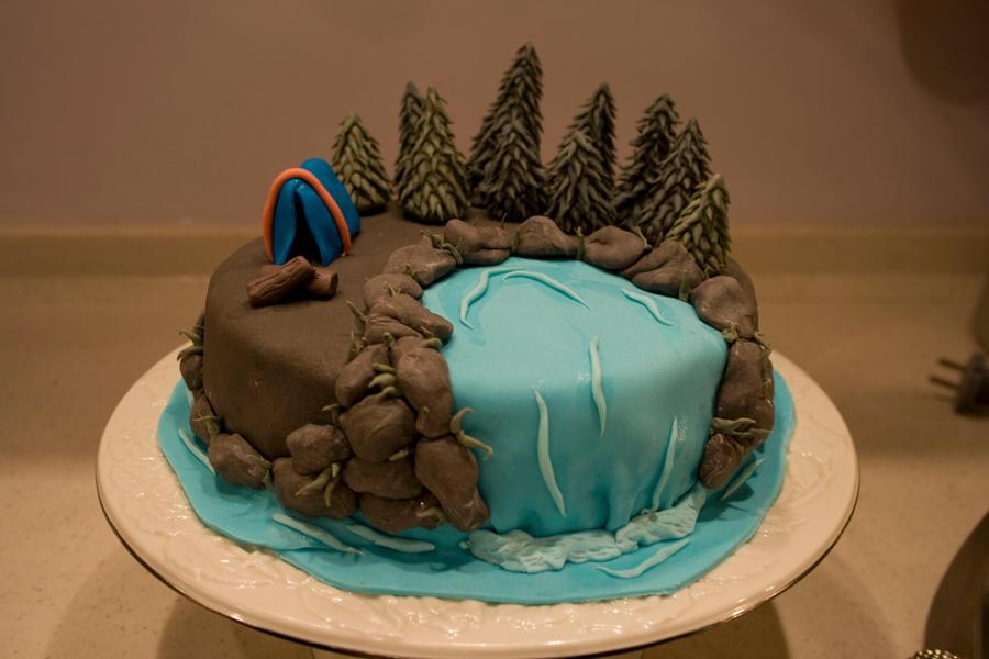 Birthday Cake For My Boyfriend By Snaplilly On Deviantart