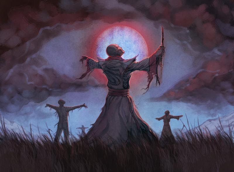 blood cultists by b-nine