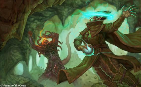 psion battle