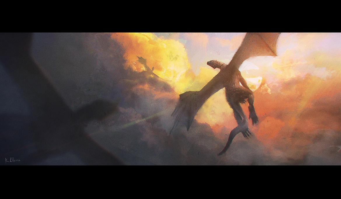 Dragon's Land by K-Melodyx