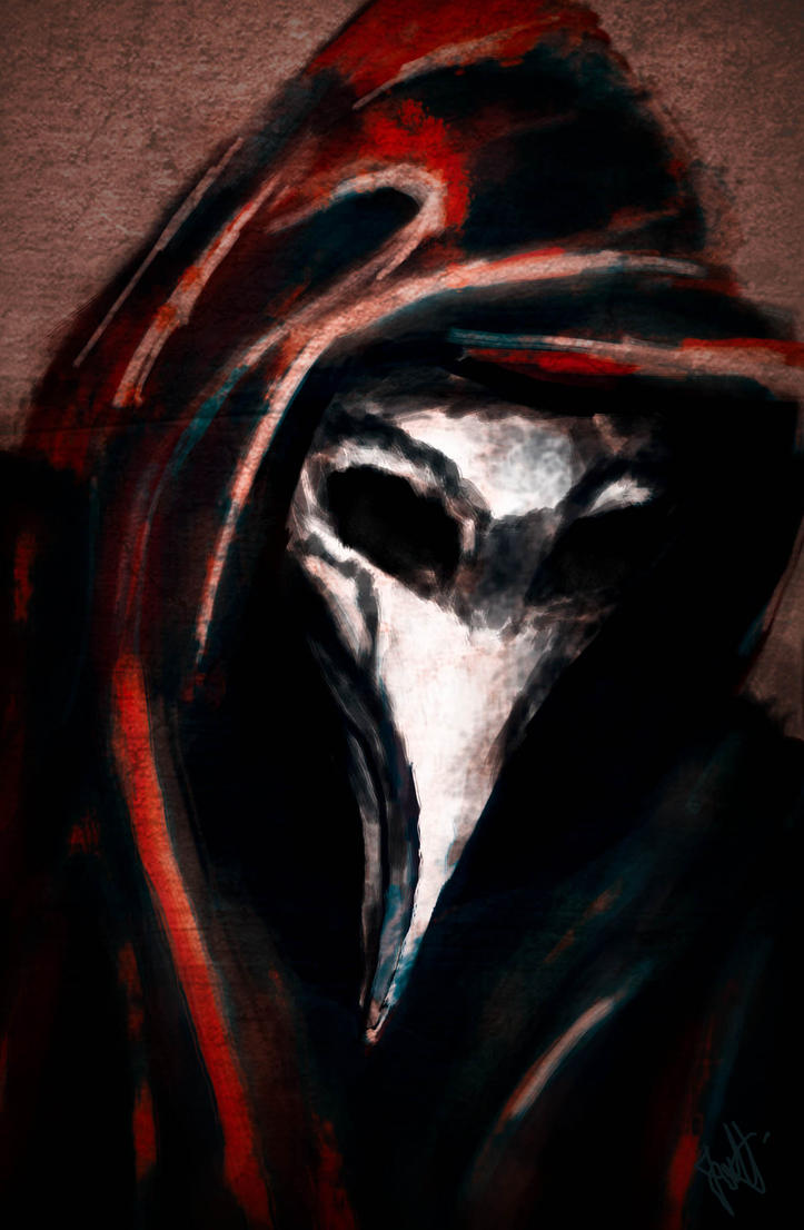 The masque of the red death by 1FoRgotTenPaSsWorD
