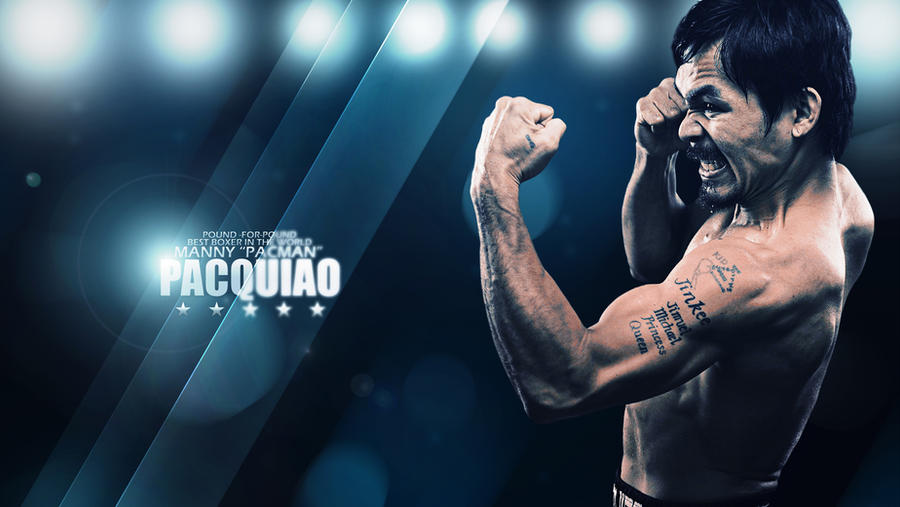 Manny Pacquiao Wallpaper By Ronmustdie On Deviantart