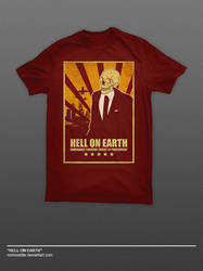 Hell On Earth T-Shirt