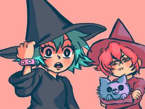 ARI*SHOW! - Witches!