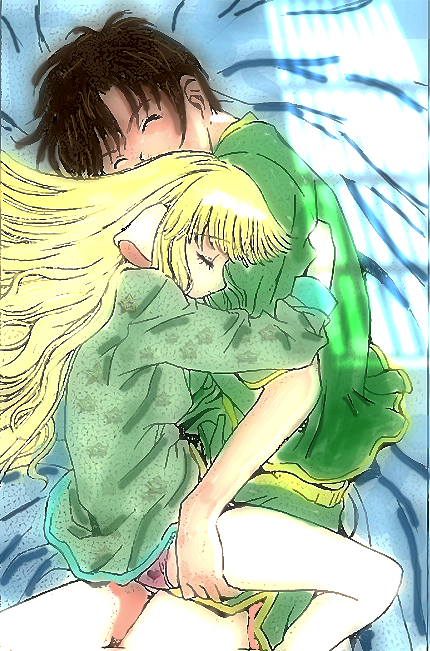 chii and hideki by JMJGRANGER on DeviantArt