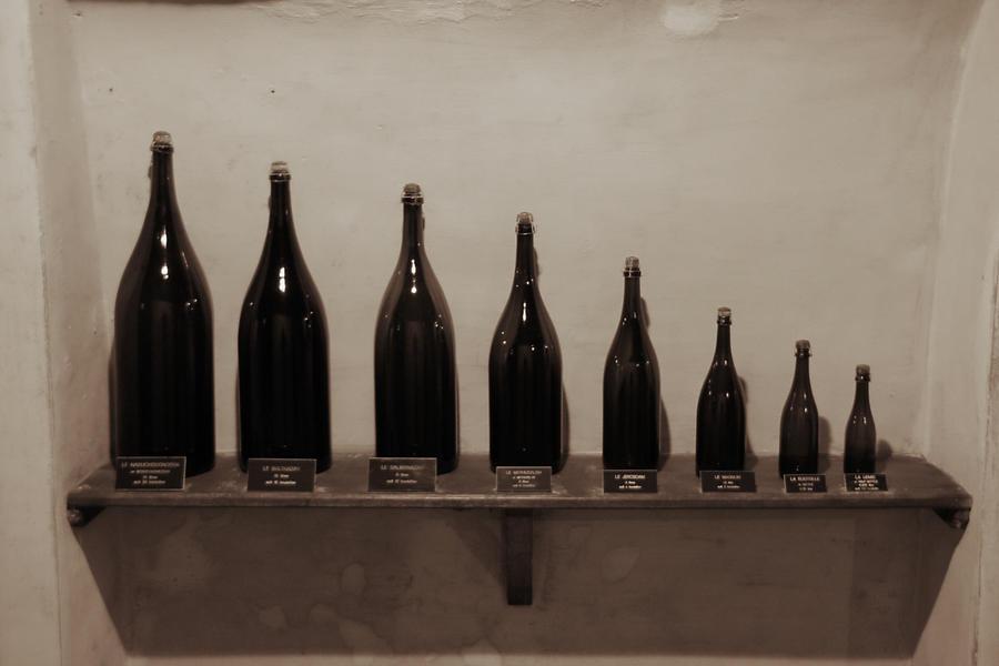 Gabarit bouteilles by Artnicow