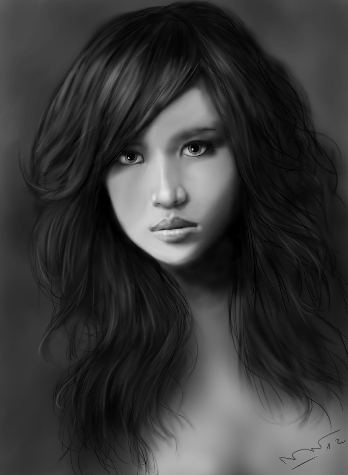 Yumiko by Artnicow