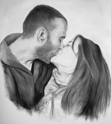 Greg et Marie by Artnicow