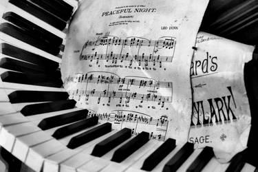 Opera Reims - Piano by Artnicow
