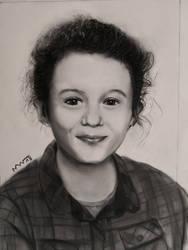 Portrait Girl by Artnicow
