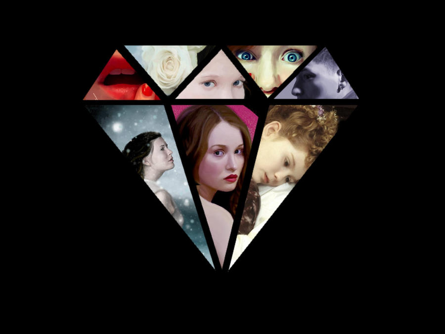 Diamond by MaxenceL