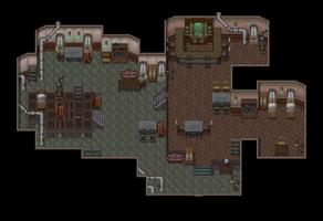 Steampunk Inn by BBreakfast