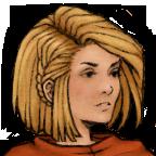 Lucretia Portrait