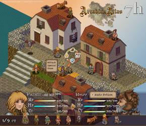 Arcadian Atlas Mockup by BBreakfast