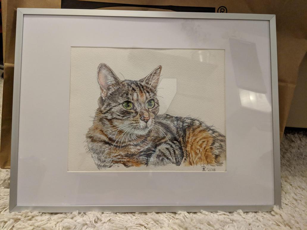 Cat Jully by ir-2