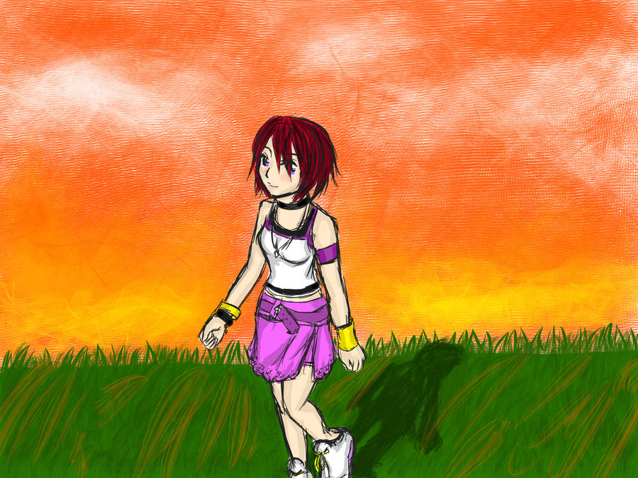 Little Kairi by Kogacchi