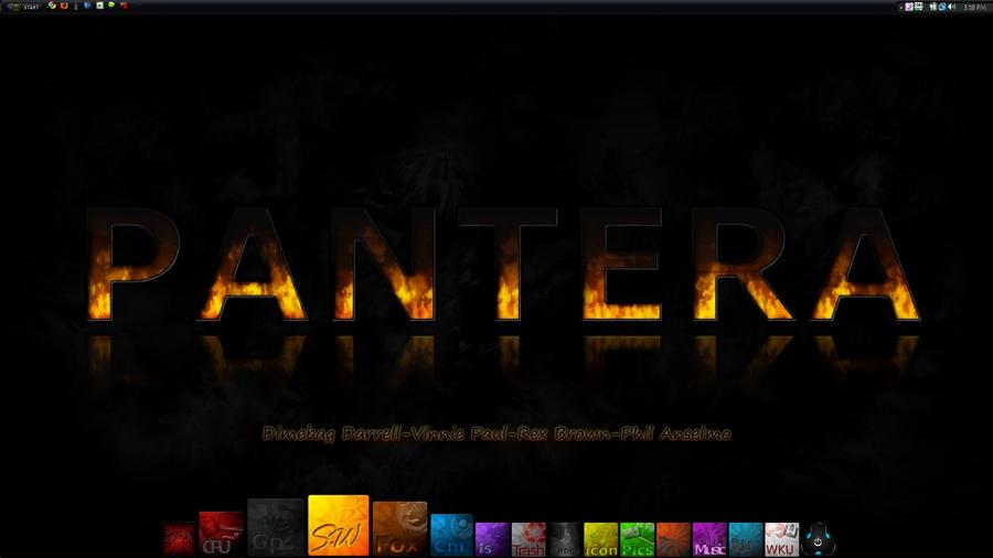 Pantera Shot by thatmurphyguy