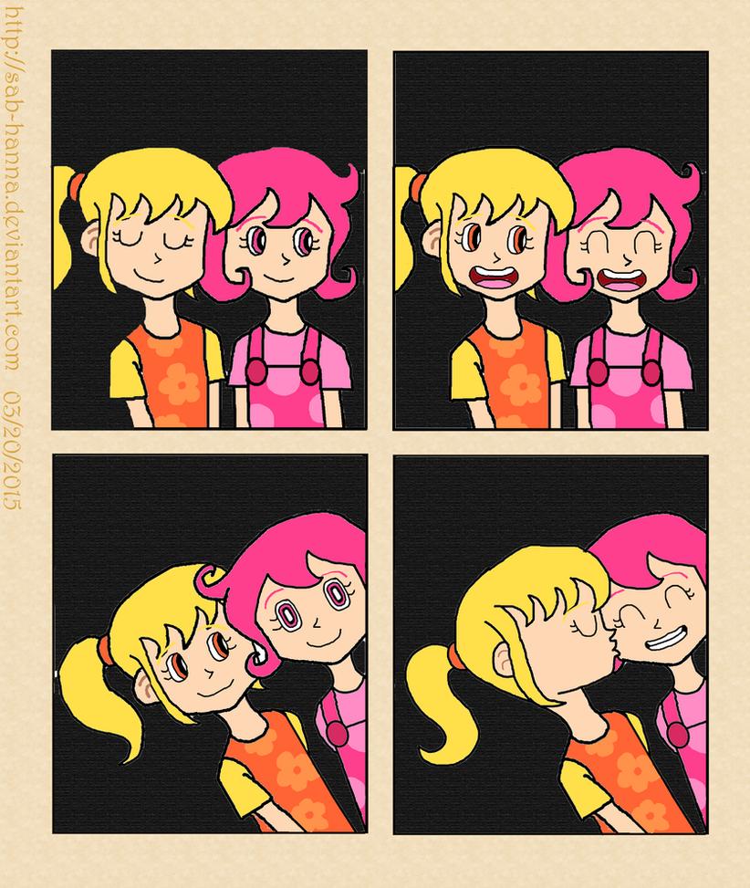 The Backyardigans Girls Expressions Sheet by Sab-Hanna