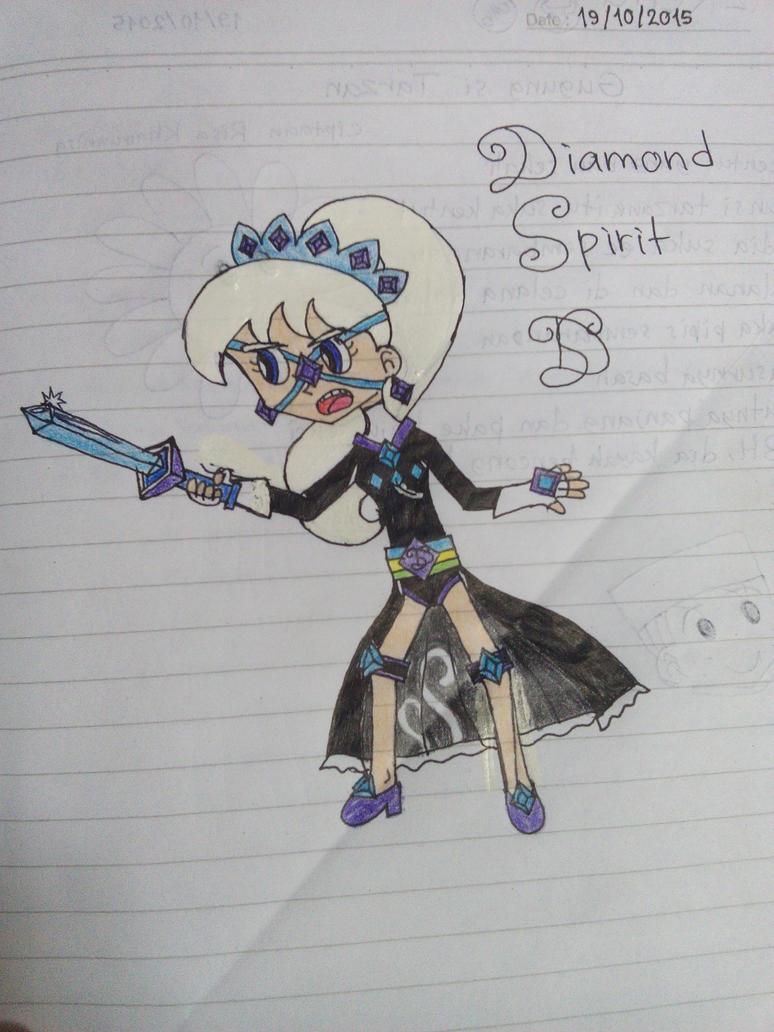 Diamond Spirit by Sab-Hanna