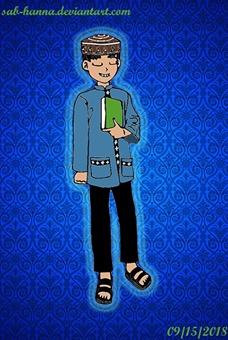 Mr. Wynn's Little Brother 3 by Sab-Hanna