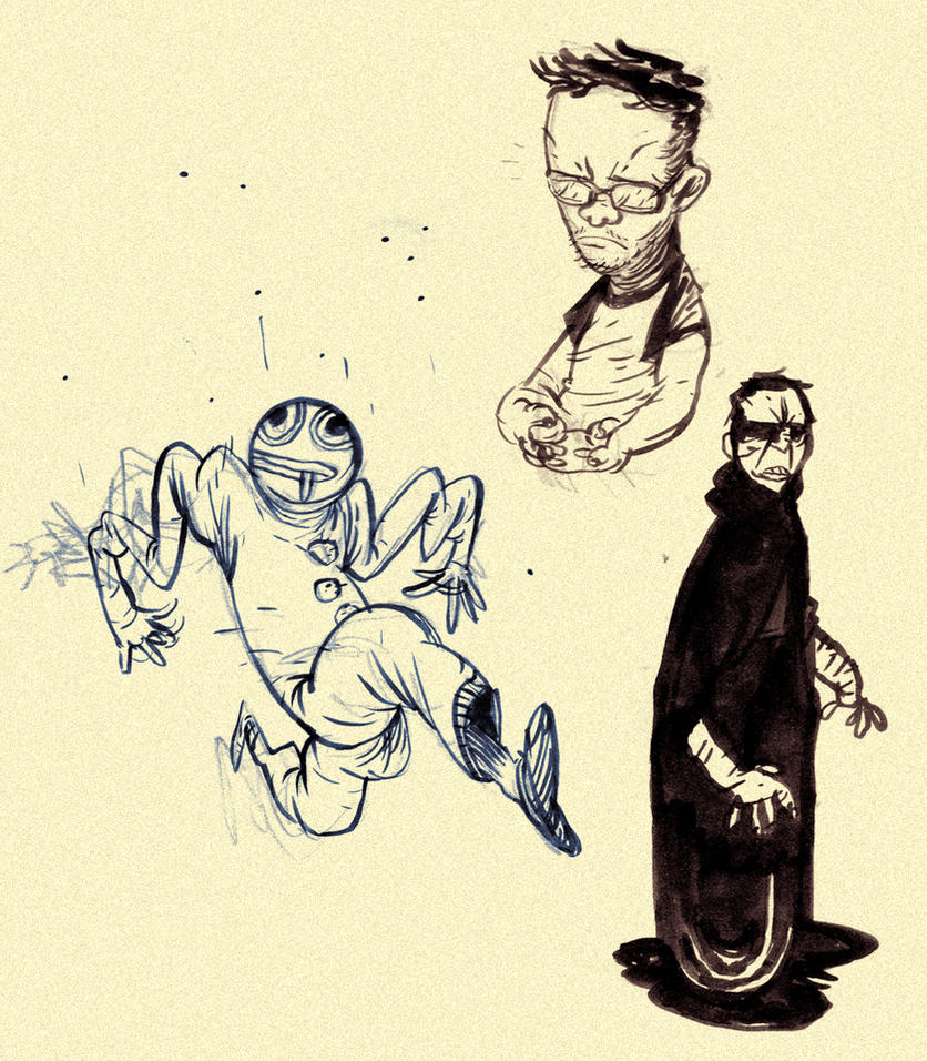drunk doodles by marklaszlo666