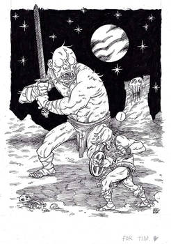 He-Man commission