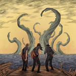 albumcover with tentacles