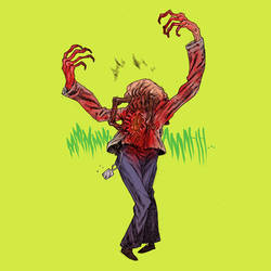 halflife zombie