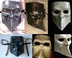 Bauta Masks