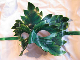 Summer King Leather Mask by xothique